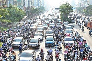 VIETNAM-HANOI-COVID-19-RESTRICTIONS-RELIEF