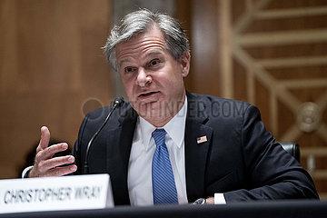 U.S.-Washington  D.C.-FBI Director-Heuling