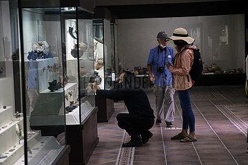 Türkei-Ankara-Gordianische Museum