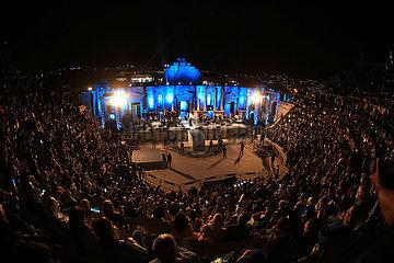 Jordan-Jerash-Kultur- und Kunstfestival