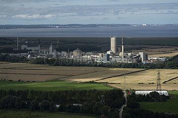 Britain-Manchester-CO2-Preis-Lebensmittel-Industrie
