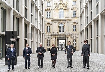 Parzinger + Mueller + Steinmeier + Gruetters + Dorgerloh + Koch