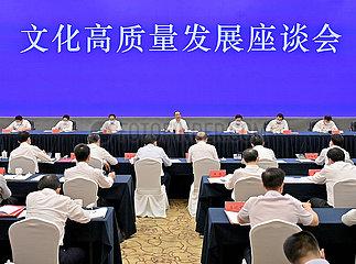 CHINA-GUANGDONG-SHENZHEN-HUANG KUNMING-SYMPOSIUM (CN)