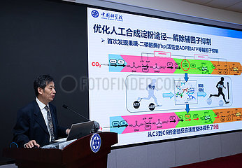 (Eymsci) China-Scientist-CO2-synthetisierte Stärke (CN)