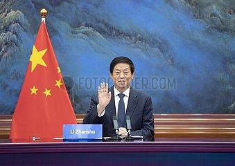 CHINA-BEIJING-LI ZHANSHU-PNG-TALKS (CN)