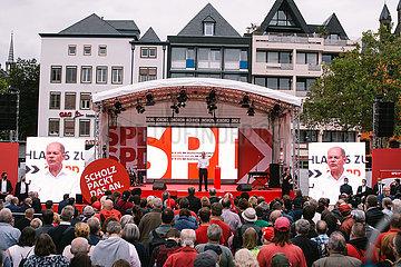 Deutschland-Kölner-SPD-Rallye