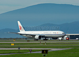 Kanada-Vancouver-China-Meng Wanzhou-Rückkehr