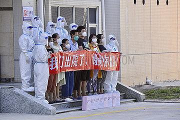 China-Fujian-Xiamen-Covid-19-Recovery (CN)