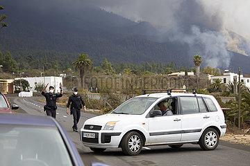 SPAIN-LA PALMA-VOLCANIC ERUPTION-EVACUATION