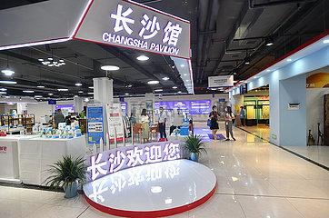 CHINA-HUNAN-CHANGSHA-CHINA-AFRICA ECONOMIC AND TRADE EXPO (CN)
