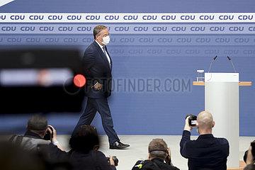 Armin Laschet  Wahlabend