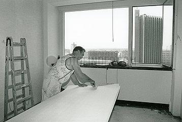 Chemnitz  Innenstadt  August 1990