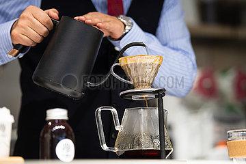CHINA-ETHIOPIA-COFFEE (CN)