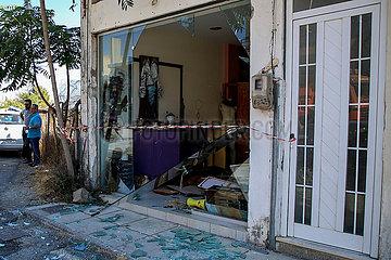 GREECE-CRETE-HERAKLION-EARTHQUAKE
