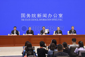 CHINA-BEIJING-MODERATE PROSPERITY-WHITE PAPER (CN)
