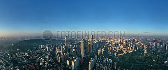 CHINA-GUANGXI-NANNING-CITY VIEW (CN)