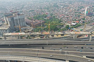 INDONESIA-JAKARTA-BANDUNG-HSR-CONTINUOUS BEAMS-COMPLETION
