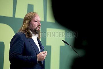 Anton Hofreiter  Greens Party Congress