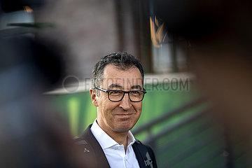 Cem Oezdemir  Greens Party Congress