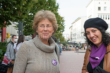 Kristina Haenel & ProChoice - International Safe Abortion Day