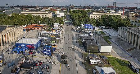 IAA Mobility  Open Space  Koenisplatz  Muenchen  10.09.2021