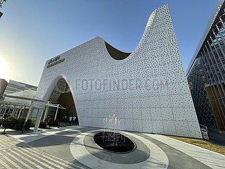 UAE-DUBAI-EXPO 2020-PAVILIONEN