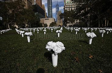 U.S.-New York-Gun-Gewalt-Denkmal