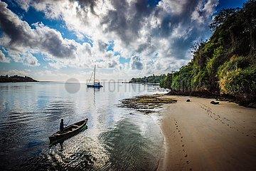 Kilifi Coast and Landscape
