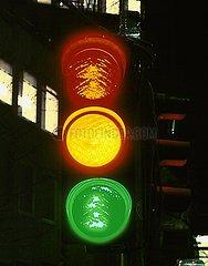 Rot-Gelb-Gru¨n: Die Ampel