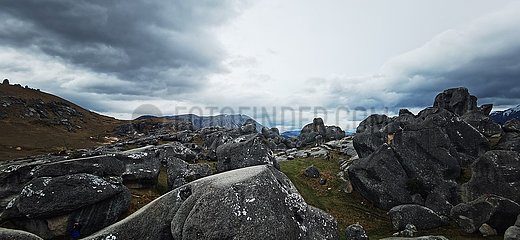 Neuseeland-Christchurch-Castle Hill