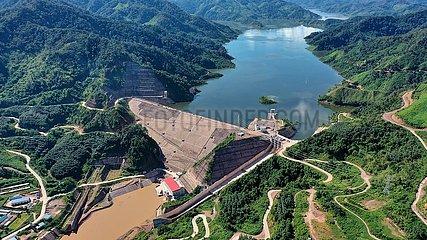 Laos-China-Ökosystem-Schutz