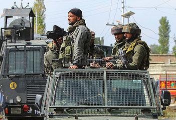 Kashmir-Srinagar-Gunfight Kashmir-Srinagar-Gunfight