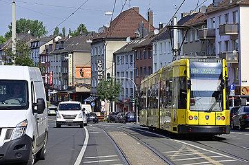 Deutschland  Stadttteil Essen-Altendorf