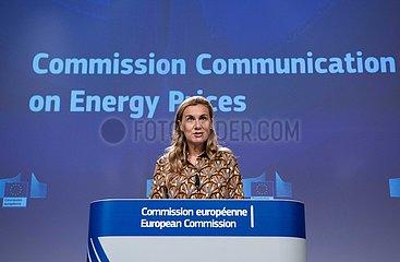 BELGIUM-BRUSSELS-EU COMMISSION-ENERGY PRICES