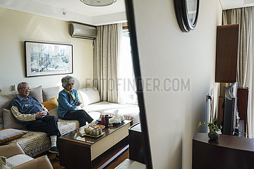 CHINA-BEIJING-TWO-CITY ELDERLY LIFE (CN)