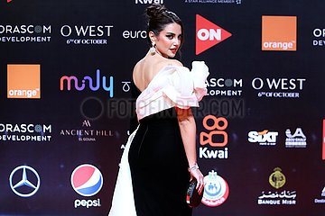 Ägypten-Hurghada-Gouna Film Festival-Red Teppich