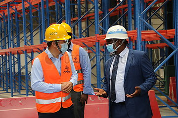 UGANDA-ENTEBBE-CHINA-AIRPORT-UPGRADING AND EXPANSION