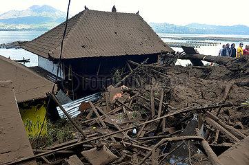 Indonesien-Bali-Quake