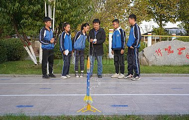 CHINA-HEBEI-QIAN'AN-AFTER-CLASS SERVICES (CN)