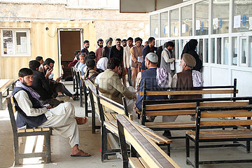 AFGHANISTAN-KABUL-E-ID CARD-ISSUANCE-RESUMPTION