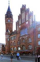 Berlin  Deutschland  Rathaus Koepenick