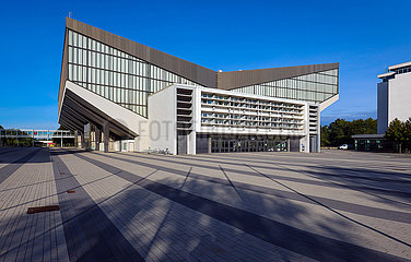 Grugahalle  Essen  Nordrhein-Westfalen  Deutschland