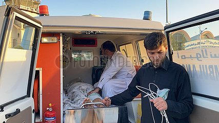 Afghanistan-Kandahar-Angriff Opfer-Iran