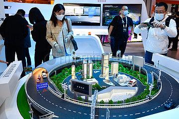 China-Zhejiang-Hangzhou-2021 Apsara-Konferenz (CN)