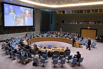 UN-SECURITY COUNCIL-MEETING-MIDDLE EAST