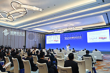 CHINA-BEIJING-FINANCIAL STREET FORUM 2021-ANNUAL CONFERENCE-OPENING (CN)