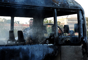 Syrien-Damaskus-Army-Bus-Explosion