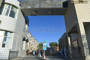 China-Inner-Mongolei-Alxa League-Covid-19 (CN)