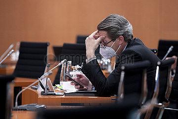 Andreas Scheuer  Kabinett