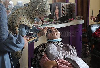 Midest-Gaza-Rafah-Cosmetology-Training
